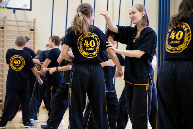Jugend Kung Fu Projekt